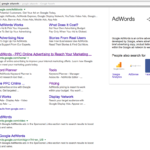 An Editor's Quick Guide to Setting Up Google Adwords